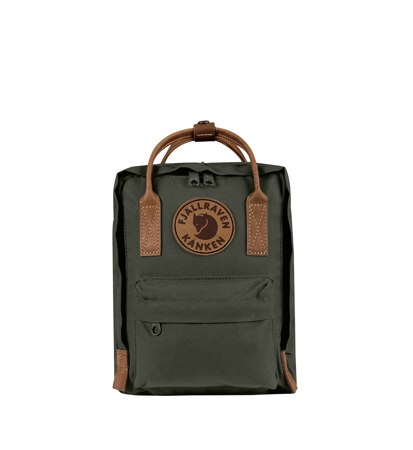 Fjallraven Kanken No. 2 Mini Deep Forest