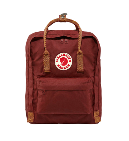 Fjallraven Kanken Ox Red Goose Eye