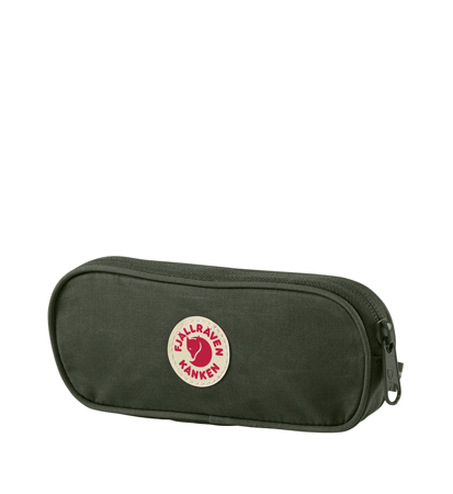 Fjallraven Kanken Pen Case Deep Forest