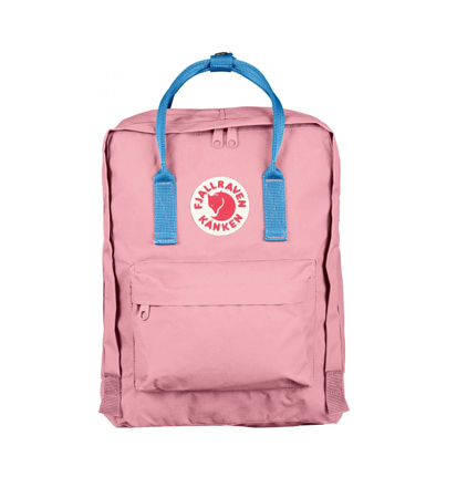 Fjallraven Kanken Pink Air Blue