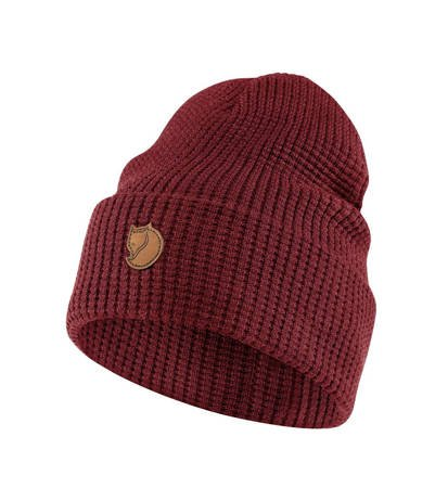 Fjallraven Merino Structure Hat Autumn Leaf