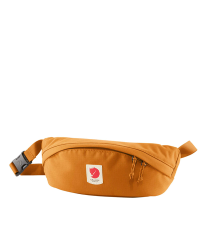 Fjallraven Ulvo Hip Pack Medium Mountain Red Gold