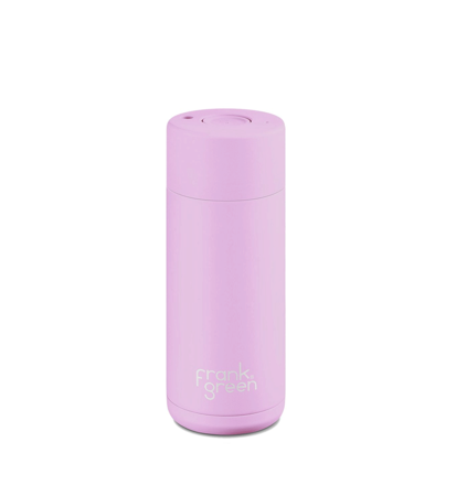 Frank Green Ceramic Stainless Steel SmartCup Lilac Haze 475ml