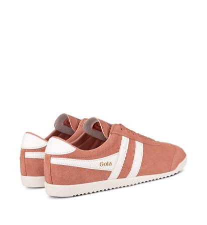 Gola Bullet Suede Peach Off White