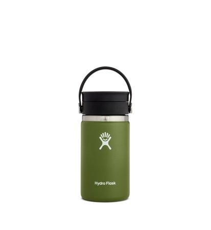Hydro Flask Wide Mouth Flex Sip Coffee 354ml Olive