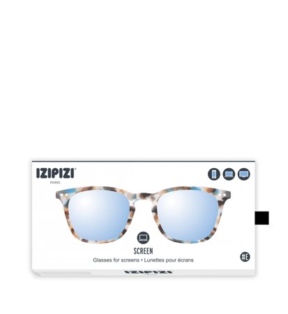 Izipizi Screen #E Blue Tortoise