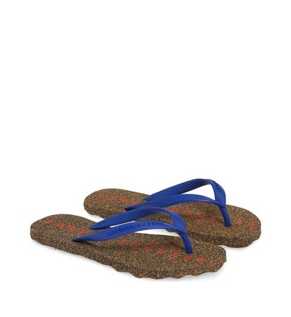 Japonki Męskie Asportuguesas Base Flip Flop Men Black Blue