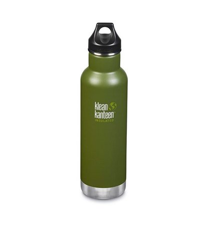 Klean Kanteen Classic Vacuum Insulated Loop Cap 592ml Fresh Pine