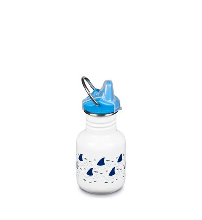 Klean Kanteen Kid Classic Sippy Cap 355ml Sharks
