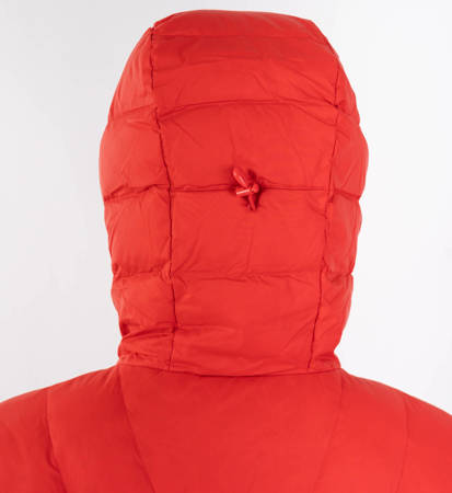 Kurtka Damska Fjallraven Expedition Pack Down Hoodie Women True Red