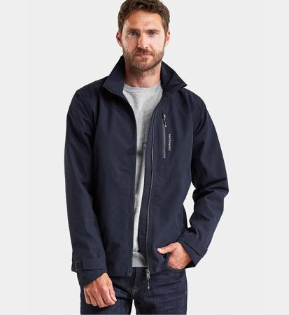 Kurtka męska Didriksons Melker Men Jacket Dark Night Blue