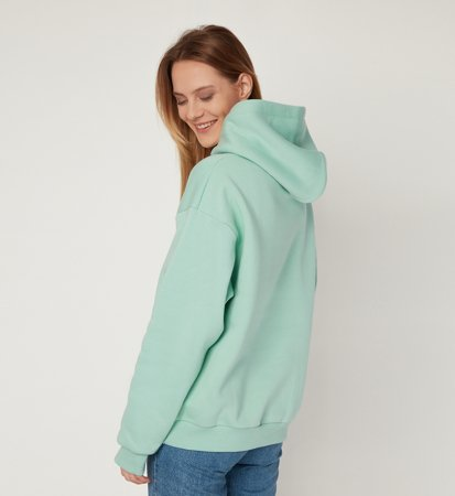 Local Heroes Illusion Hoodie Mint