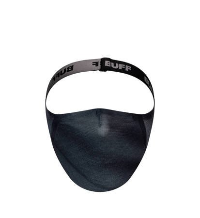 Maseczka Buff Filter Mask Vivid Grey One Size