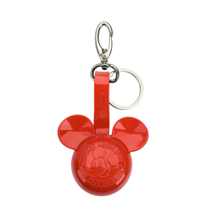 Melissa Head Keyring + Disney Red