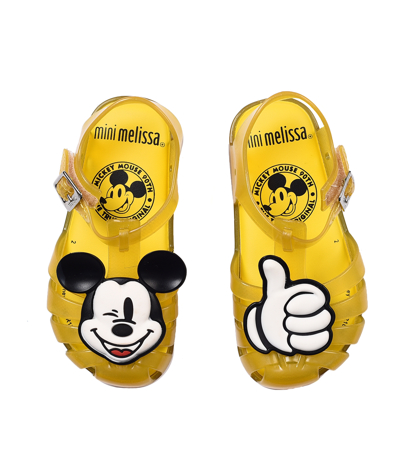 Mini Melissa Aranha + Mickey And Yellow