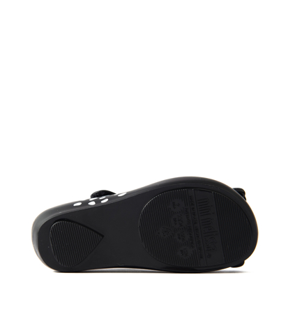 Mini Melissa Ultragirl + 101 Black White