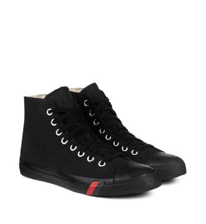 PRO-Keds Royal Hi Core Canvas Black Black