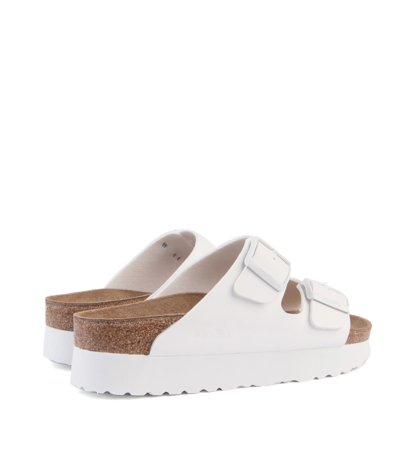 Papillio Arizona Platform White Narrow