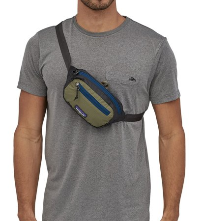 Patagonia Ultralight Black Hole Mini Hip Pack Ink Black