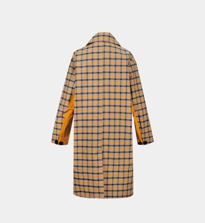 Płaszcz damski Didriksons Embla Checked Women Coat Box Check