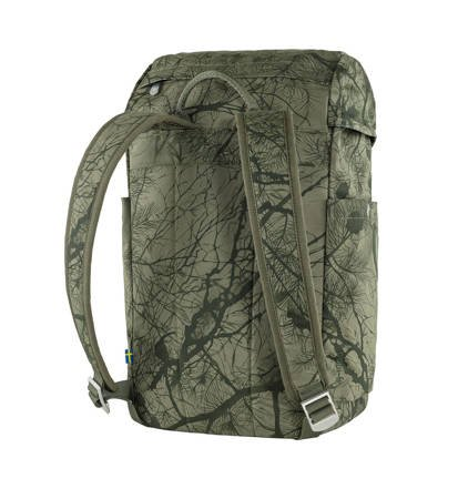 Plecak Fjallraven Greenland Top Small Green Camo