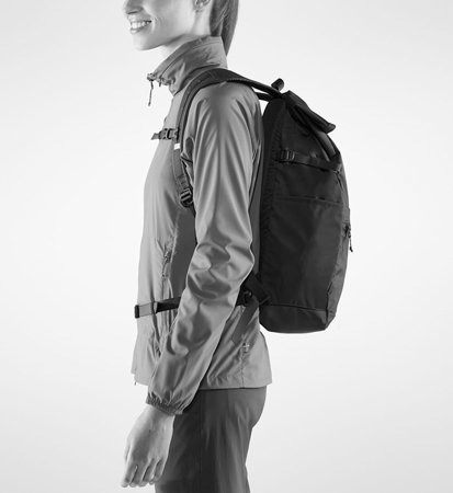 Plecak Fjallraven High Foldsack 24 Shark Grey