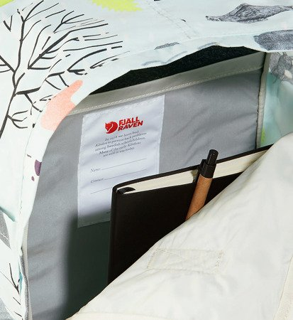 Plecak Fjallraven Kanken Art Laptop 15 Birch Forest