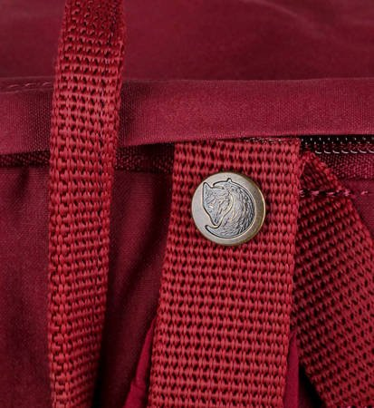 Plecak Fjallraven Kanken Laptop 15 Ox Red