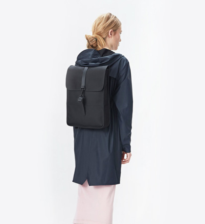 Plecak Rains Backpack Mini Black