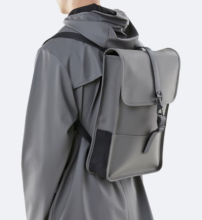 Plecak Rains Backpack Mini Charcoal