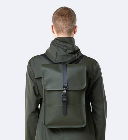 Plecak Rains Backpack Mini Green