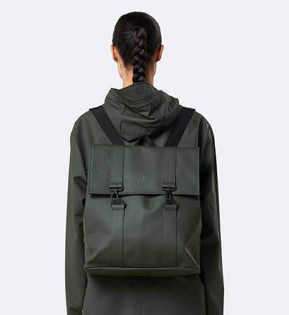 Plecak Rains Msn Bag Green