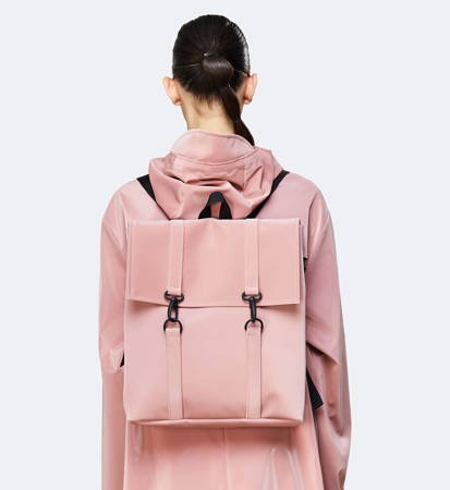 Plecak Rains Msn Bag Mini Blush