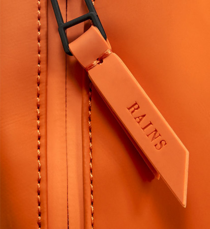 Rains Bum Bag Fire Orange