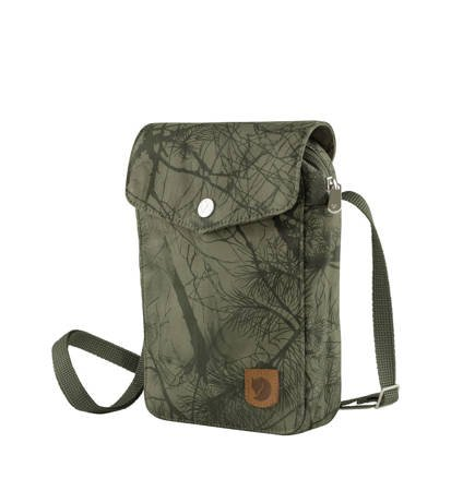 Saszetka Fjallraven Greenland Pocket Green Camo