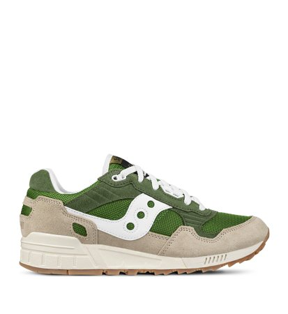 Saucony Shadow 5000 Green Brown