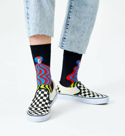 Skarpetki Happy Socks Podwójny Klown