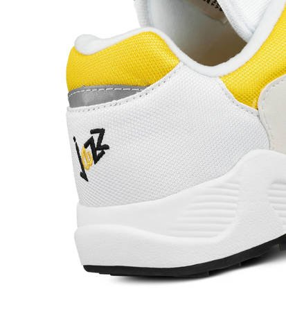 Sneakersy Saucony Jazz 4000 White Yellow Black