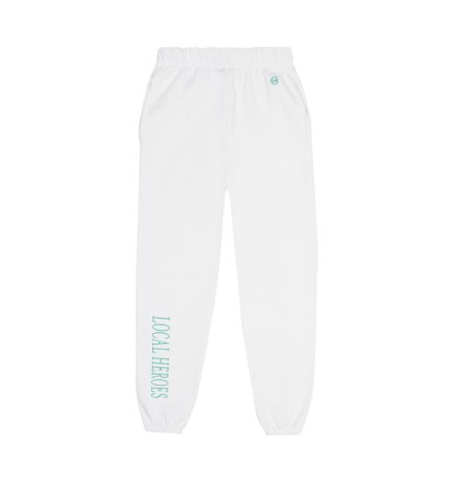 Spodnie Damskie Local Heroes 2013 Sweatpants White