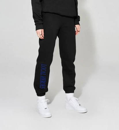 Spodnie Damskie Local Heroes LH 2013 Sweatpants Black