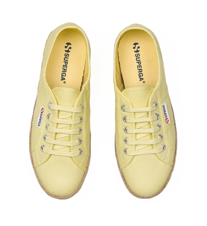 Superga 2750-Contropeu Beige Double Cream