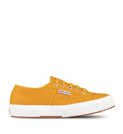 Superga 2750 Cotu Classic Yellow Golden