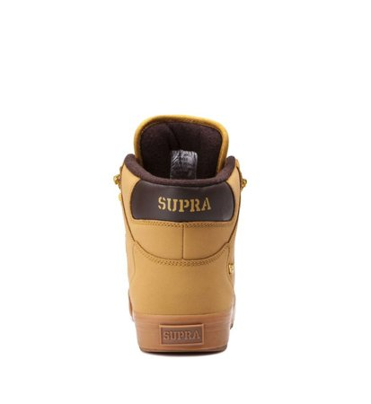 Supra Vaider Cw Amber Gold Light Gum