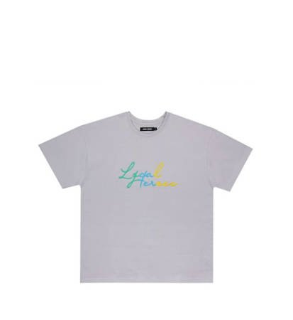 T-shirt Damski Local Heroes Runway Tee Grey