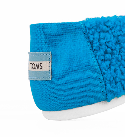 "Toms Cookie Monster Shearling Women""S Alpargata"