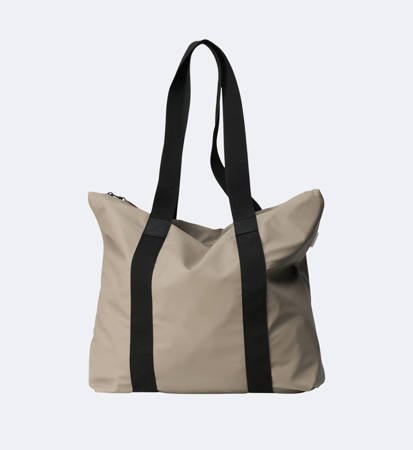 Torba Rains Tote Bag Rush Taupe
