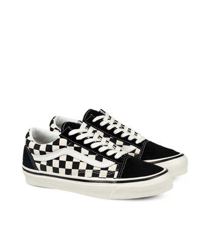 Vans Old Skool 36 DX Anaheim Factory Black Checkerboard