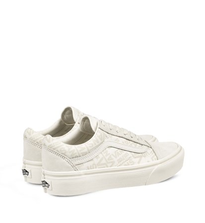 Vans Old Skool Platform Marshmallow