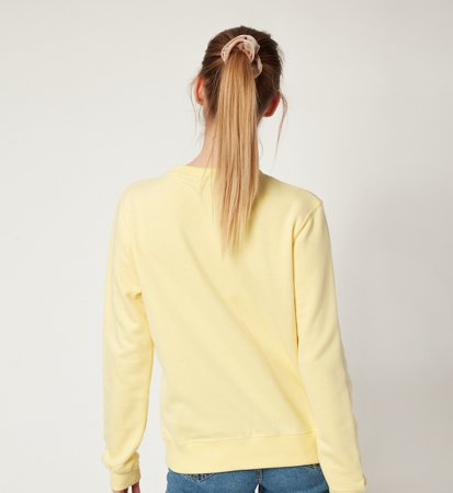 Volcom Sound Check Sweater Faded Yellow