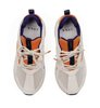 Arkk Copenhagen Kanetyk Suede W13 Off White Blazing Orange Damskie-3